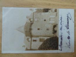 La Roussiere (photo Privée) Chateau Pres De Saint Flour - Saint Flour