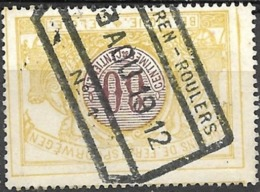 C2.95: BEVEREN-ROULERS // N°1: TR39 - 1895-1913