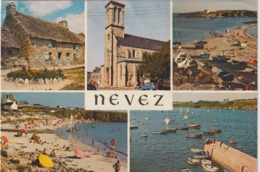 Finistère : NEVEZ :  Vues   1975 - Névez