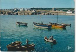 Finistère : PLOGOFF  : Vue  1979 - Plogoff