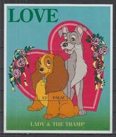 O699. Palau - MNH - Cartoons - Disney's - Love - 1 - Disney