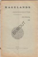 TIENEN 1908 Hagelandse Gedenkschriften, Extract, Merkwaardige Gebeurtenissen 1813-1815  (R405) - Vieux Papiers