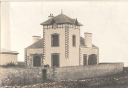 Saint Pierre Quiberon  - Carte Photo - Villa De Kerbourgnec - Quiberon