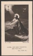 A Van Der Stichele-drongen-st.denijs-westrem 1934 - Devotion Images