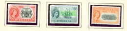 ST HELENA - 1957 Settlement Tercentenary Set Unmounted/Never Hinged Mint - Saint Helena Island