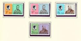 ST HELENA - 1968 Abolition Of Slavery Set Unmounted/Never Hinged Mint - Saint Helena Island