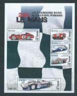 Belgique Bloc 283 Le Mans 2019 VF 8,1 € - Blocks & Kleinbögen 1962-....