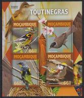 G699. Mozambique - MNH - 2016 - Nature - Animals - Birds - Pflanzen Und Botanik