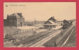 Philippeville - Nouvelle Gare  -1930 ( Voir Verso ) - Philippeville