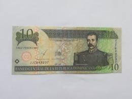 REPUBBLICA DOMINICANA 10 PESOS ORO 2003 - Dominicana