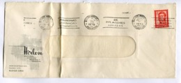 """ARGENTINA COMMERCIAL COVER - CIRCULATED FROM """"HIRLON"""" BUENOS AIRES. YEAR 1970 FRANKING MECHANIC -LILHU - Argentina"""