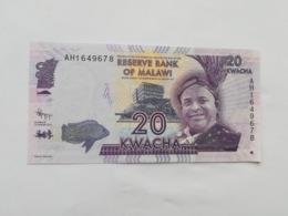 MALAWI 20 KWACHA 2012 - Malawi