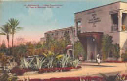 Marrakech, L'hotel Transatlantique - Marrakech