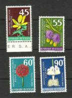 Sénegal N°280 à 283 Neufs** Cote 5.75 Euros - Senegal (1960-...)