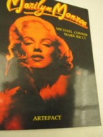 Livre  Sur Cinema -  MARILYN - MONROE - Sa Filmographie  - Format 21 X 28 - 160 Pages - Tres Bon Etat - Bücher, Zeitschriften, Comics