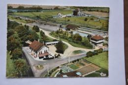 FOULAIN-vue Aerienne-le Quartier Gare Et Hotel De La Gare - Andere Gemeenten