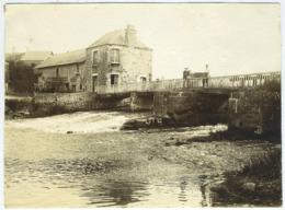 Au Moulin D'Hyenville Circa 1900. Manche. Normandie. - Places
