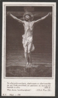 Silvia Clara Vandenheede-marckeghem-nevele 1926 - Images Religieuses