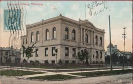 Canada Manitoba Winnipeg Carnegie Library - Winnipeg