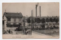 - CPA AIX-EN-PROVENCE (13) - La Fabrique D'Allumettes - Collection C. M. - - Aix En Provence