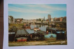 DUNKERQUE-peniches A L'entree Du Canal De Bourbourg - Dunkerque