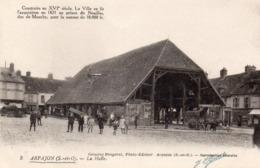 ARPAJON - La Halle - Arpajon