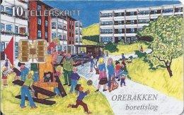 NORWAY - OREBAKKEN - P12 - 2.000EX - Norwegen