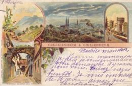 Bas-Rhin - Oberehnheim & Odxlienberg - Other Municipalities