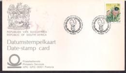 Afrique Du Sud - 1979 - Cachets Spéciaux - Conseil National Pour Les Aveugles - Behinderungen