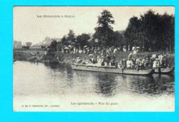 Les Manoeuvres à NAMUR ( Avant 1905 ) : Les Spectateurs - Vue Du Pont - N 14. G. Hermans. éd. Anvers - TB - Namur