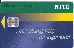NORWAY - NITO - P32 - 4.000EX - Norwegen