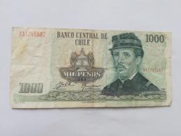 CILE 1000 PESOS 1993 - Cile