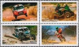 Brasil / Brazil 2019 ** Rally De Sertões. Emoción, Velocidad, Adrenalina. Autos, Motos, Quadra Track, Utv - Brasile