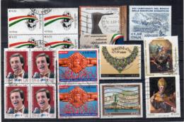 Italia  - Repubblica - Anni Vari - Lotto 17 Francobolli - Usati - Vedi Foto - (FDC17842) - Lotti E Collezioni