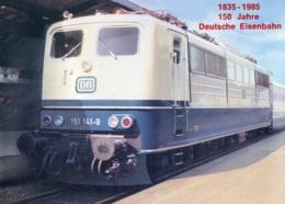 Elok 151 141-9 Der DB, Ungelaufen - Eisenbahnen