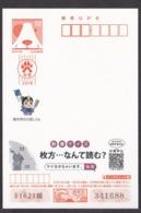 Japan New Year Advertising Postcard 2018 Hirakata City (jna227) - Postal Stationery