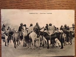 CPA, MALI, TOMBOUCTOU, éd Le Deley, Non écrite, Guerriers Touaregs - Mali