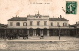 28 CHARTRES  LA GARE - Chartres