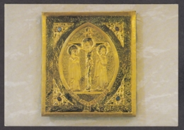 105614/ LIBRAMONT, Prieuré N-D De La Paix, Porte Du Tabernacle *Ecce Mater Tua* - Libramont-Chevigny
