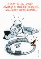 CPM - M - ILLUSTRATEUR LIDWINE - 2004 - SERIE III - RESEAU SORTIR DU NUCLEAIRE - Künstlerkarten