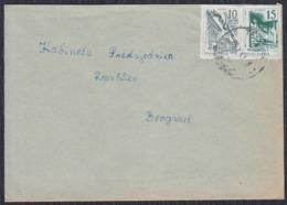 Yugoslavia 1961 Letter Sent To Marshal Josip Broz Tito - Briefe U. Dokumente