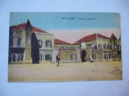LIBAN SERAIL DE BAABDA CPA 1927 - Liban