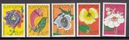 Suriname MNH NVPH Nr 807/11 From 1977 / Catw 5.00 EUR - Suriname