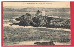 CPA-83-ILE DE PORQUEROLLES-LE FORT DU PETIT LANGOUSTIER- - Porquerolles