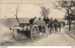 GUERRE 1914- 1918  WW1  Le Canon De 75   ... - Guerra 1914-18