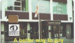 GUERNSEY - DIRECT DEBIT - 10.500EX - Regno Unito