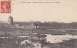 OSTRICOURT - Anciennes Carrières Au Sable Et Bois De L'Offlarde - Autres Communes