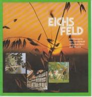Germany - Eichsfeld - 15 Pages - Illustrated Edition, Tourist Brochure Brochure Touristique - Thüringen