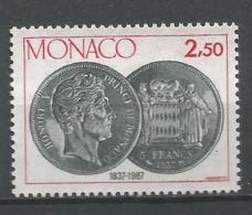 MONACO ANNEE 1987 N°1600 NEUF** NMH - Unused Stamps