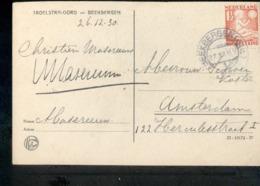 Beekbergen - 1930 - Troelstra Oord - Postal History